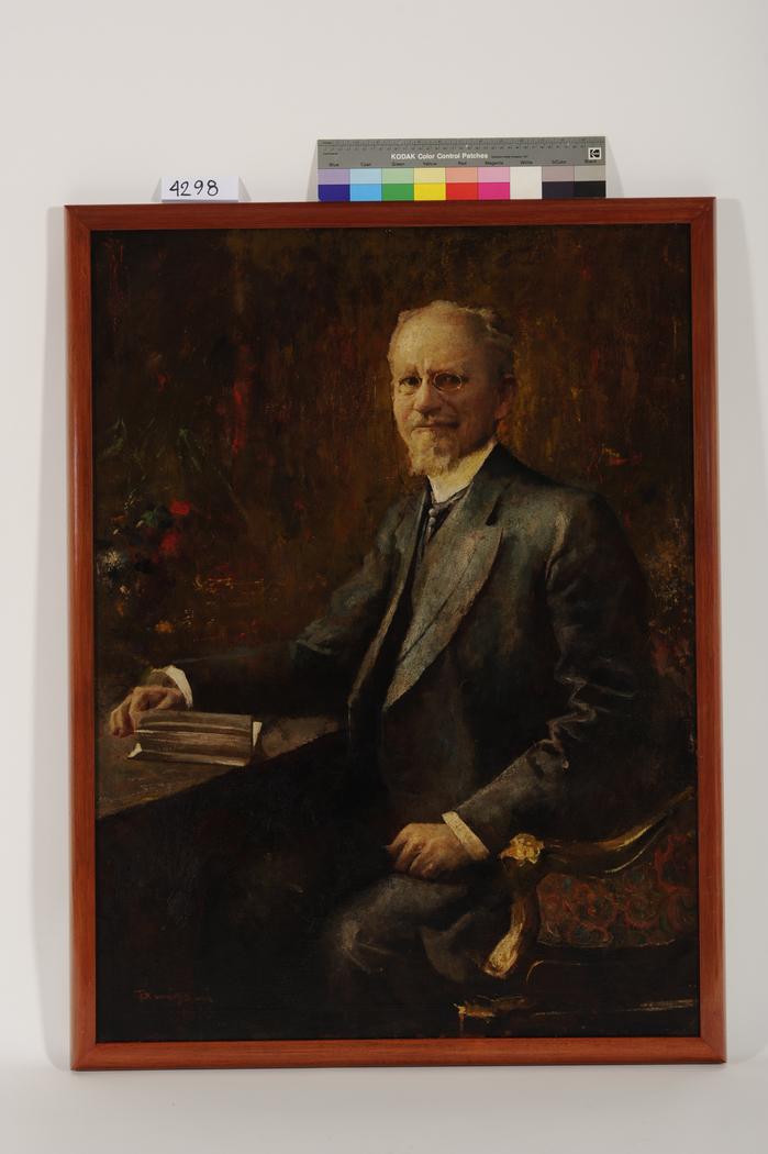 Retrato do Conselheiro Rodrigues Alves