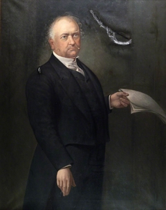 Reverend William Williams (Gwilym Caledfryn) (1801–1869)