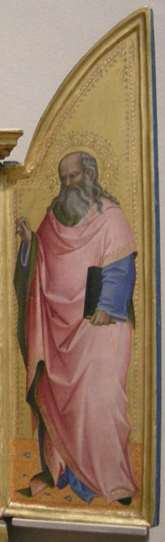 Saint John the Evangelist [right panel]