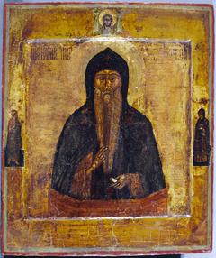 Saint Nikita, le stylite de Pereyaslav