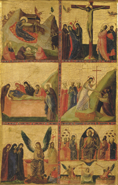 Scenes from the Life of Christ
