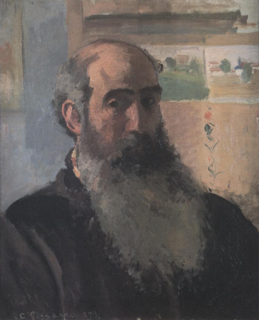 Self-Portrait (1873)