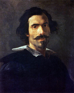 Self Portrait of Gianlorenzo Bernini (1630)