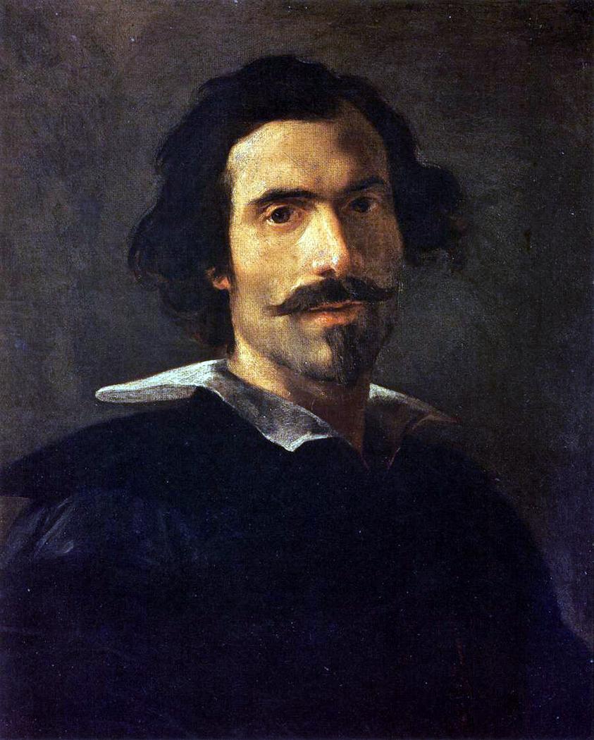 Self Portrait of Gianlorenzo Bernini (1630)
