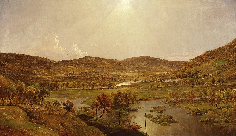 Sidney Plains with the Union of the Susquehanna and Unadilla Rivers