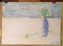 Silence. Acrilico. 24 x 50 cm