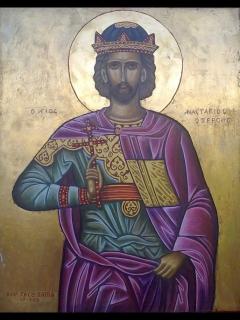 St Anastasios of Persia