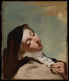 St Teresa in Ecstasy