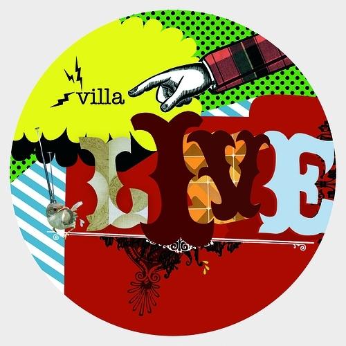stickers for Villa Live