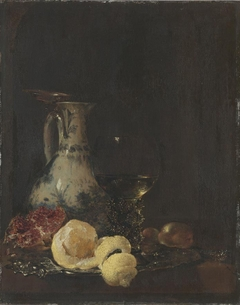 Still Life with a Ming Jug, 1653