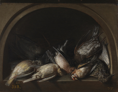 Still Life with Game Fowl