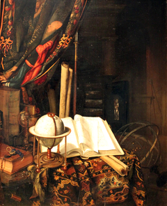 Still-Life with Tapestry
