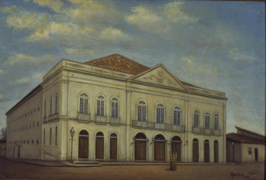 Teatro São José, 1880