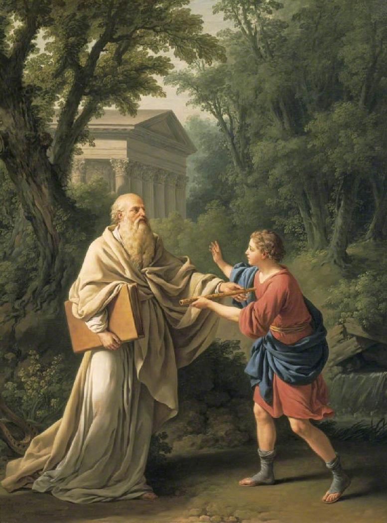 Telemachus and Termosiris