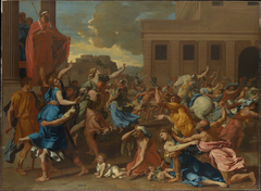 The Abduction of the Sabine Women
