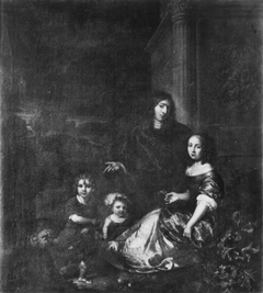 The Artist's Family Portrait