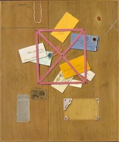 The Artist's Letter Rack