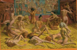 The awakening of Prince Gautama