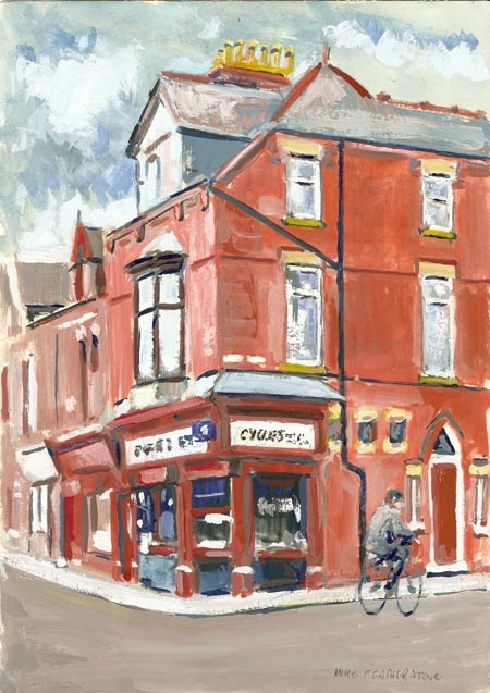 The bike shop - Murray street