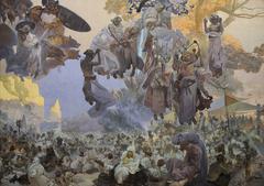 The Celebration of Svantovit in Rujana