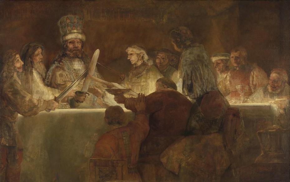 The Conspiracy of the Batavians under Claudius Civilis