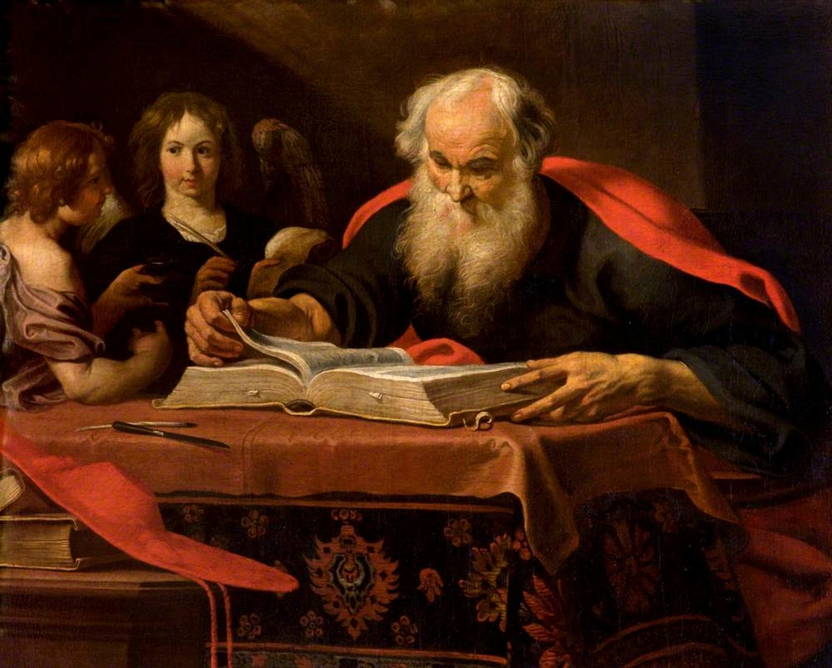 The Four Doctors of the Western Church: Saint Jerome