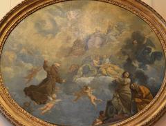 The Glorification of St. Bernardino of Siena