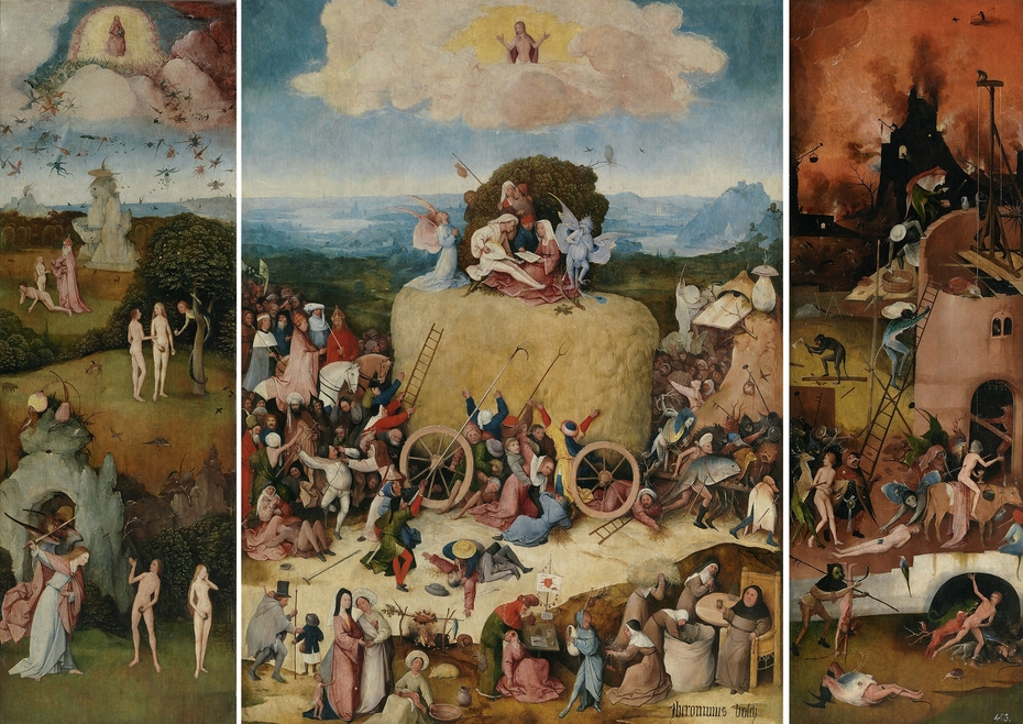 The Haywain Triptych