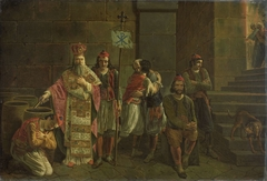 The Last Defenders of Missolonghi, 22 April 1826: an episode from the Greek War of Independence