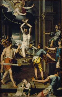 The Martyrdom of Saint Pontianus
