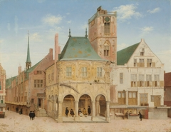 The Old Town Hall of Amsterdam