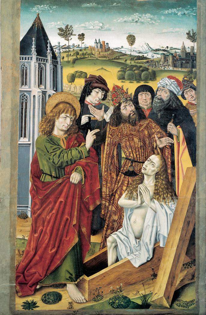 The Resurrection of Drusiana