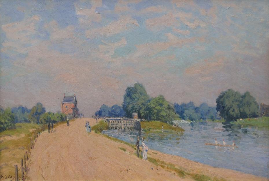 The Road to Hampton Court