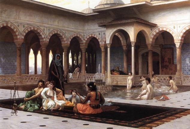The Terrace of the Seraglio