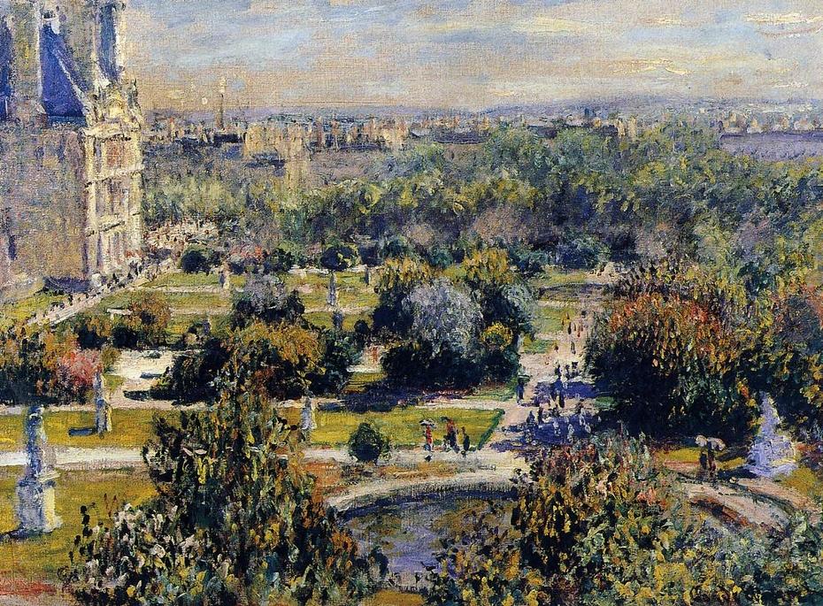 The Tuileries (Study)