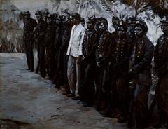 The Venezuelan Guard at El Dorado