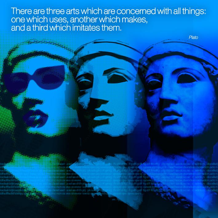 Three ARTS - Plato