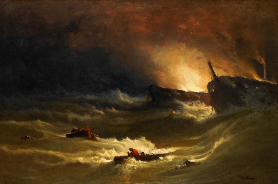 Tragedy at Sea
