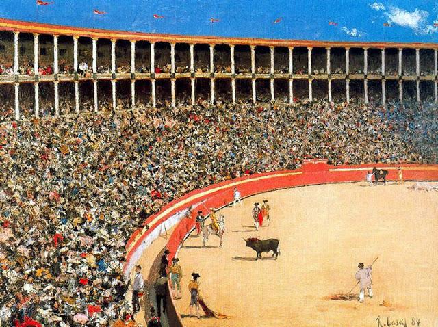 Plaça de braus de la Barceloneta
