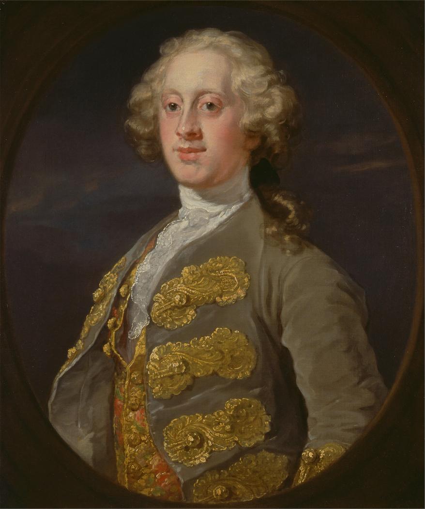 William Cavendish, Marquess of Hartington, Later fourth Duke of Devonshire