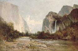 Yosemite, Bridal Veil Falls