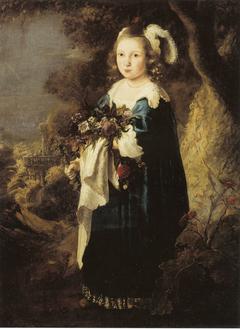 A Girl as Flora - c. 1640