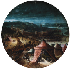 A Landscape with Judith and Holofernes