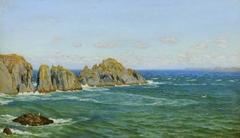 A Rocky Coast, Merope Rocks, near Harlyn Bay, North Cornwall