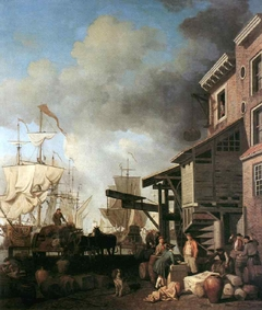 A Thames Wharf