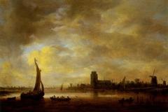 A View of Dordrecht (1648)