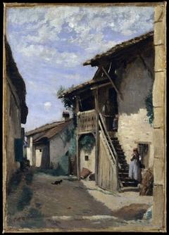 A Village Street: Dardagny