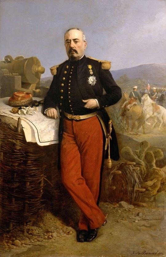 Achille-François Bazaine, maréchal de France (1811-1888)