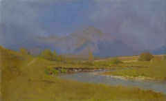 After Spring Rain under the Tatras