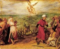 Allegory of the Battle of Mezőkeresztes